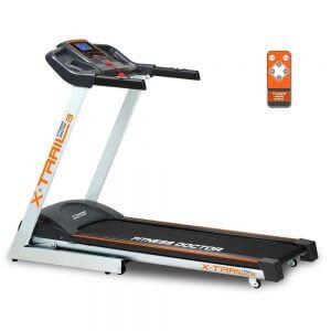 Tapis de course Fitness Doctor Xtrail 3