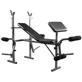 IQI FITNESS Banc de Musculation réglable