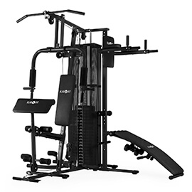 Klarfit Ultimate Gym • Station de Fitness Polyvalent