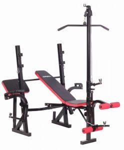 Sportplus Weight Bench X Banc de musculation