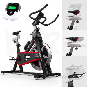 We R Sports Revxtreme S1000 Cardio vélo Biking Noir
