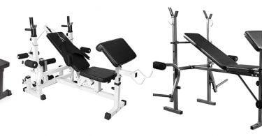 meilleurs bancs de musculation pas cher