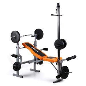 Banc de musculation Klarfit Ultimate Gym