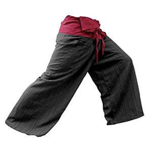 pantalon de yoga ample