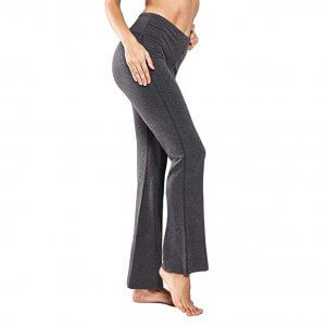 pantalon de yoga taille haute