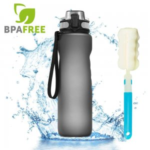bouteille d'eau sport sans bpa