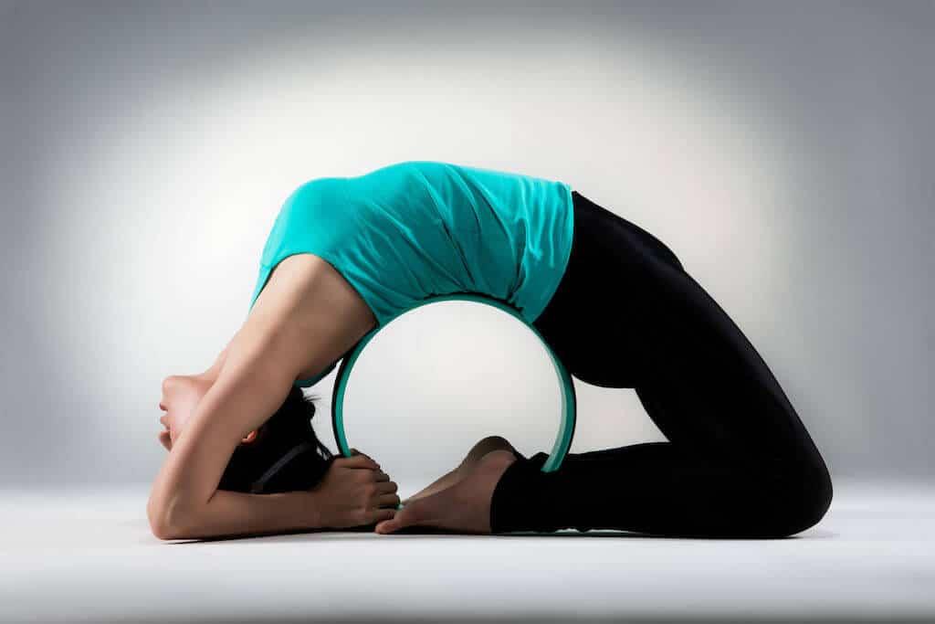 yoga dos rond