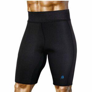 HuntDream Pantalon de Sauna Amincissant pour Hommes en néoprène de Sueur Chaude pour la Perte de Poids