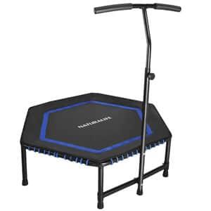 mini trampoline jumping fitness de la marque Naturalife