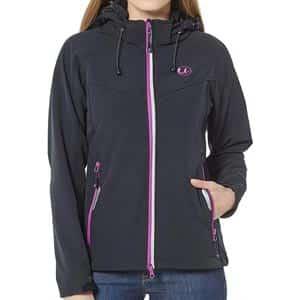 veste à capuche femme Pinja de la marque Ultrasport