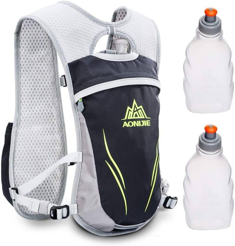 sac avec bouteille intégrée