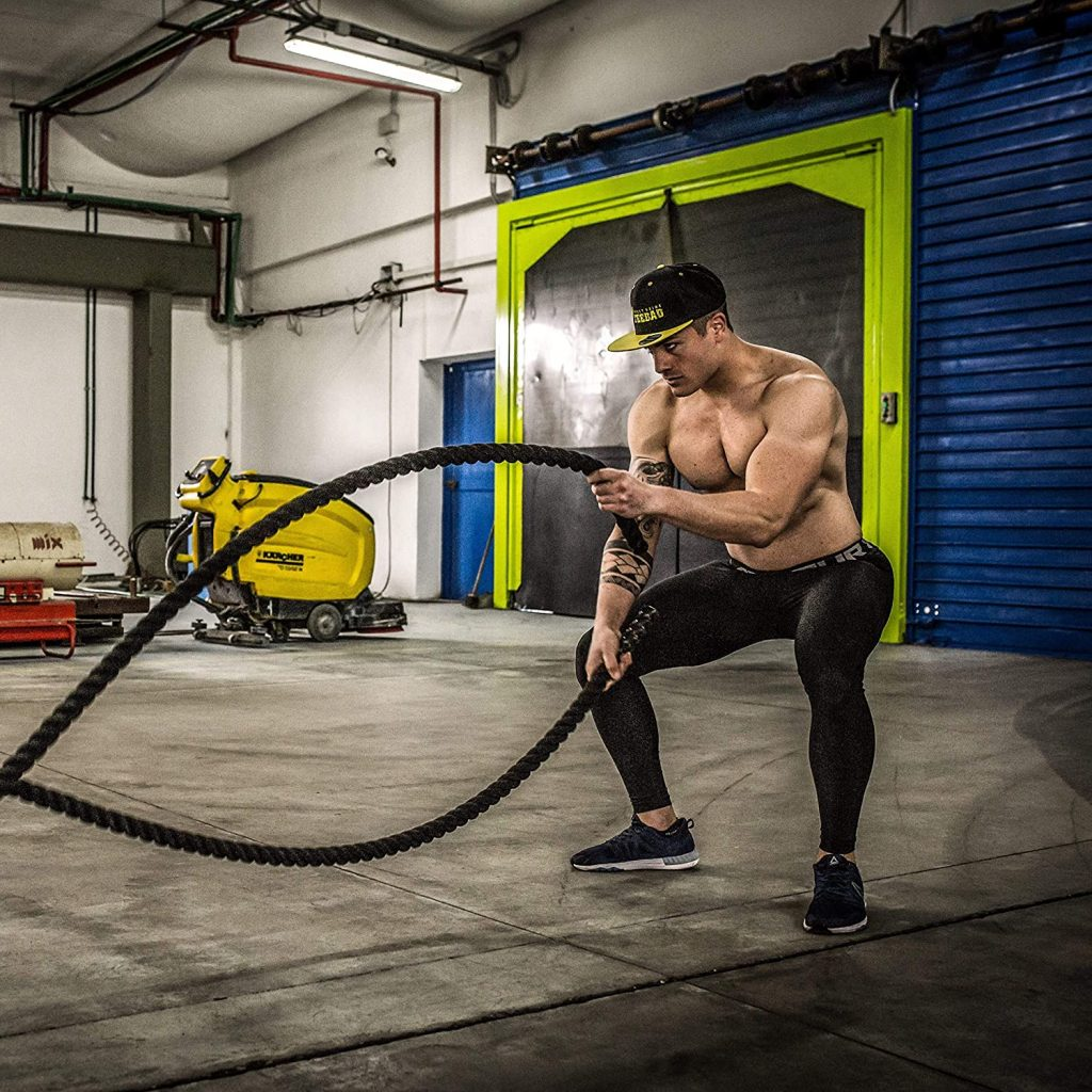 battle rope homme