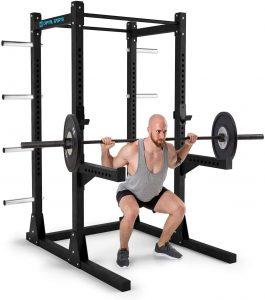 cade de squat pour crossfit