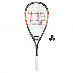 raquette de squash Hammer Team de Wilson