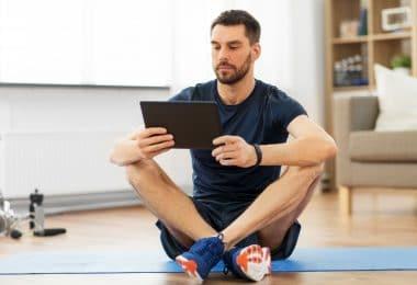Quelles applications utiliser pour un programme de sport à la maison