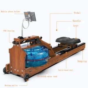 machine à ramer YEJ-HC900 de la marque YYD