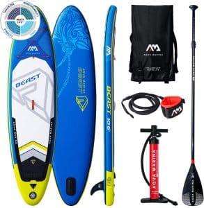 stand up paddle gonflable Vapor 2019 de la marque Aqua Marina