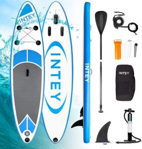 stand up paddle gonflable de la marque Intey