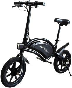 La trottinette électrique UrbanGlide Bike 140