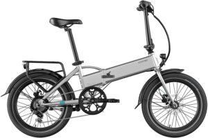 Le vélo électrique pliant Legend Monza