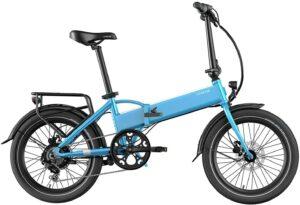 Vélo électrique Monza Bleu