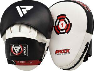 Pattes d'ours de boxe RDX MMA incurvées